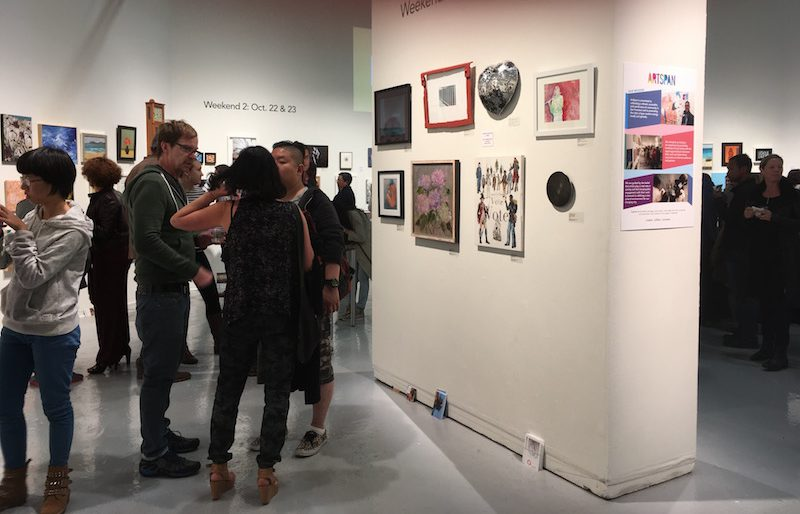 Unfinished Business debuts at SOMArts Gallery